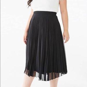 Pleated Mimi Skirt